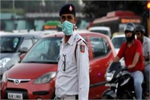 corona virus advisory of delhi traffic police to its personnel