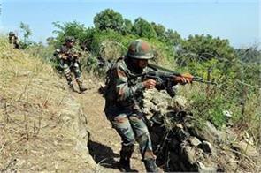 pak rains mortar army giving a befitting reply in hiranagar sector