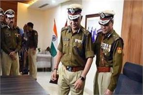 delhi violence police commissioner on the road to restore peace