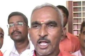 bjp mla says sonia gandhi has no love for this country
