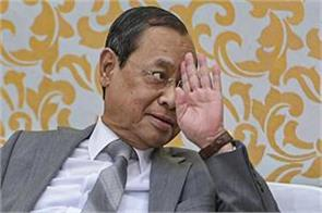 gogoi said about rajya sabha seat  i will discuss in detail after taking oath