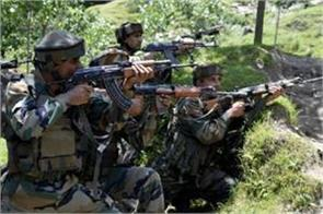 pak breaks ceasefire in kathua army gives a befitting reply