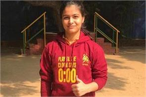 manu bhaker donated one lakh rupees to fight covid 19