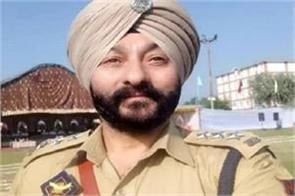 sacked dsp davinder singh brought from j k to delhi nia investigating