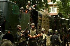 encounter in baramulla in jammu and kashmir a terrorist killed