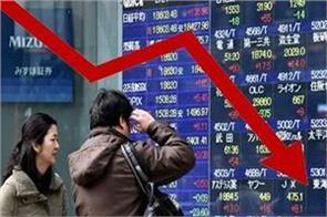 asian markets fall despite hopes of us economic aid package