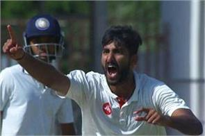 chintan gaza bowls 5 wickets for just 15 runs in ranji trophy semi finals