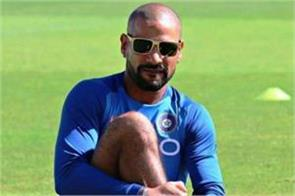 coronavirus shikhar dhawan finds out how to maintain fitness watch video