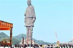 corona virus statue of unity closed until 25 march