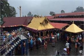 corona effect sabarimala temple will remain closed for devotees