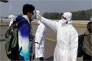 suspected patient of corona virus found at mumbai airport