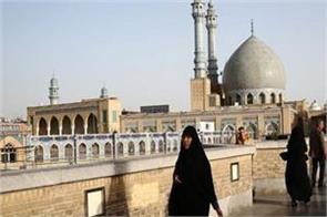 corona virus four important shrines closed in iran