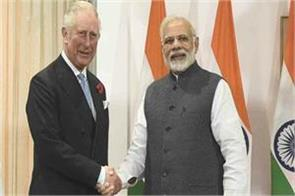 corona virus pm modi talked to prince charles angela merkel