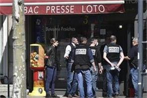 two killed and several injured in french knife attack
