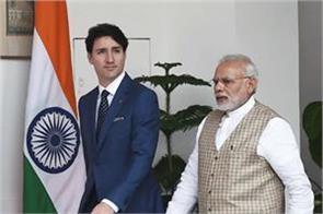 pm modi talked to trudeau on corona