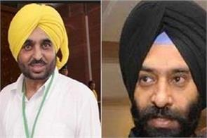 aap and akali dal face to face over the case on gurdwara majnu s mound
