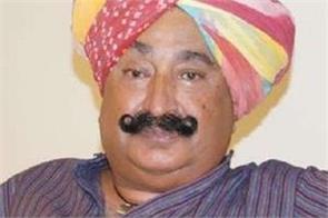 hindu mla rana hamir singh nfected with corona in sindh
