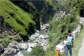 two dead one injured after vehicle rolls into gorge in ramban