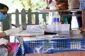 delhi nabi karim containment report negative zone rapid testing