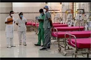 3 doctors and 26 nurses infected while treating sealed hospital
