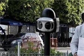 lockdown corona virus robots tunisia