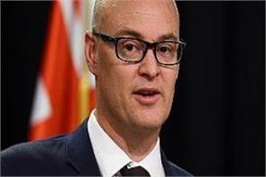 corona virus lockdown new zealands health minister prime minister