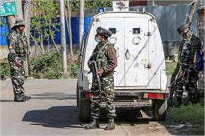 militant released abducted police cop in kashmir
