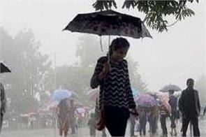 there will be heavy rain with thunderstorm in next 24 hours