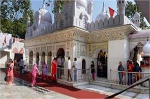 mata mansa devi temple shrine board donated rs 10 crore to haryana relief fund