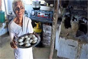 tamil nadu idli feeding people for 1 rupee in lockdown