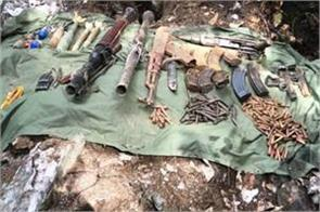 militant hideout busted in poonch