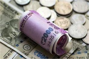 rupee breaks 48 paise against dollar in early trade due to fear of corona virus