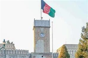 20 employees of afghan presidential palace test positive for corona