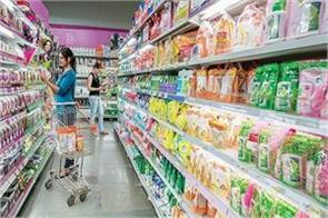 inflation eased amid looseness of lockdown in china