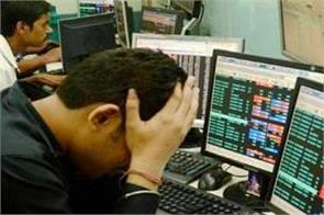 crude oil spoiled the mood of the market investors lost rs 4 lakh crore