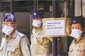 corona mumbai police personnel over 55 years old sent on leave