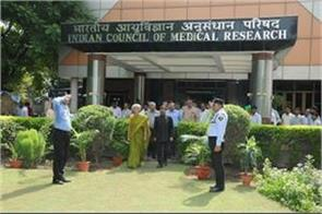 know about indian council of medical research