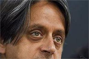 lockdown corona virus shashi tharoor donald trump