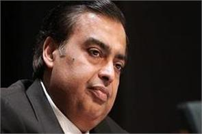 mukesh ambani s property reduced by 28 in two months
