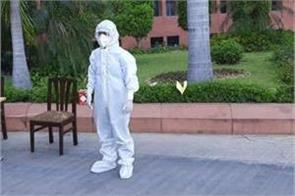 corona virus drdo designed bio suits to protect health workers