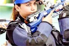 india young shooter apoorvi chandela gave 5 lakh rupees fight corona