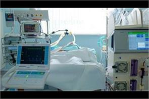 corona positive pu assistant professor s condition deteriorates in icu