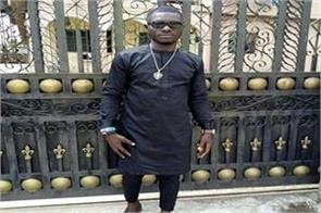 young man shot for violating lockdown in nigeria