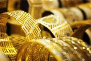 gold prices fall rupees 1800 rupees gold in 2 days