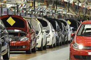 brake in automobile sector passenger vehicle sales fell by 51