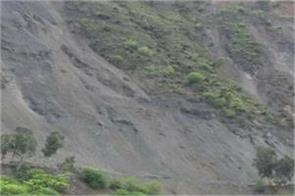 landslide on jammu srinagar highway