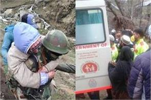 3 dead in banihal after trapped in snow