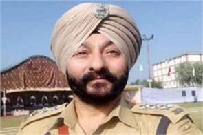 dsp davinder singh sent to judicial custody for one month