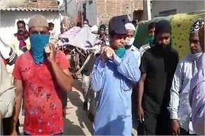 cancer victim dies in lockdown muslims cremated