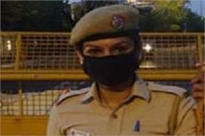 corona changed the life of a policeman